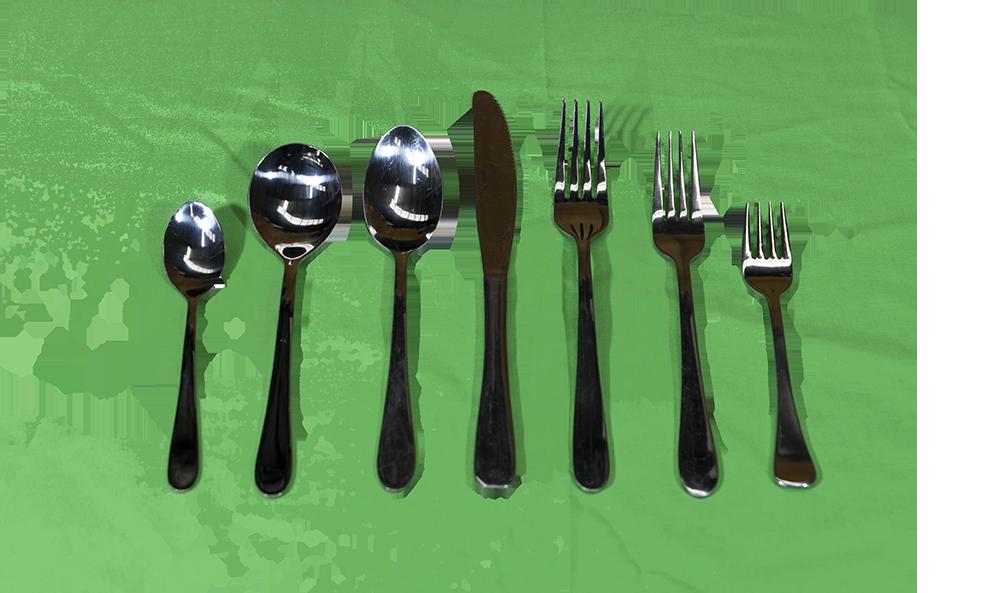 cutlery set 2