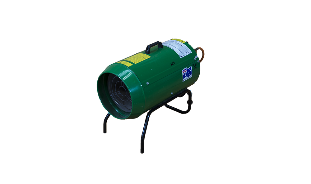 green jetgas heater
