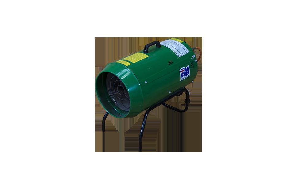green jetgas heater