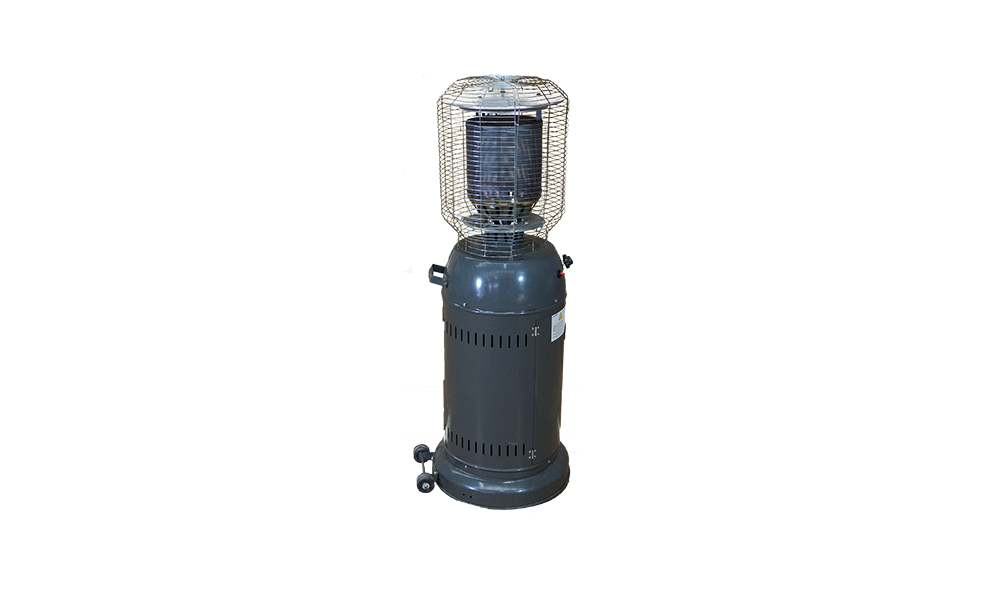 grey gas heater medium