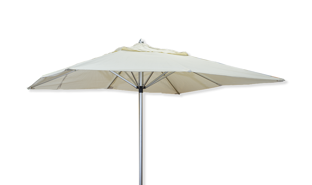umbrella large white