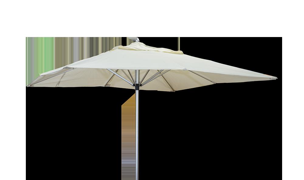 umbrella large white