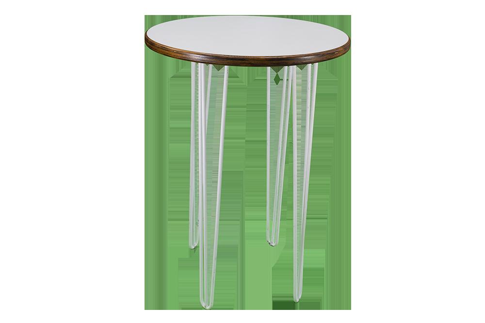 White-Hairpin-Bar-Table